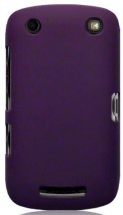 Etui Terrapin do Blackberry 9380 Curve sztywne, hybrydowe, fiolet