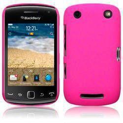Etui Terrapin do Blackberry 9380 Curve  hybrydowe różowe
