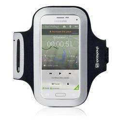 Etui sportowe Shocksock Samsung SM-G800F Galaxy S5 Mini - czarne