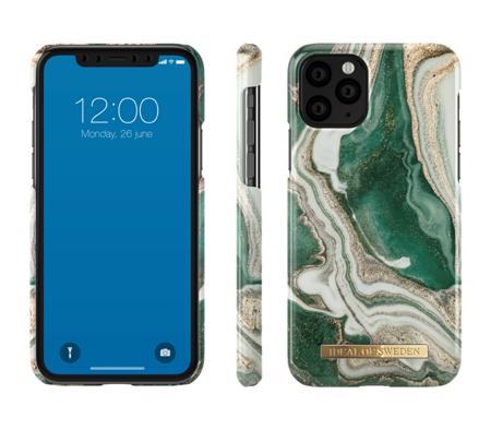 [NZ] iDeal Of Sweden - etui ochronne do iPhone 11 Pro (Golden Jade Marble)