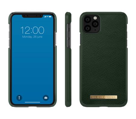 [NZ] iDeal Of Sweden - etui ochronne do iPhone 11 Pro Max (Saffiano Green)