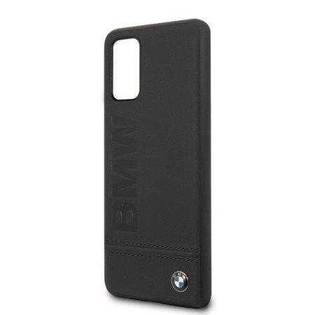 BMW HARD CASE - ETUI SAMSUNG GALAXY S20+ PLUS (CZARNY)