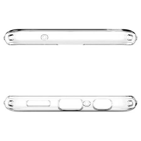 ETUI SPIGEN LIQUID CRYSTAL GALAXY A20S CRYSTAL CLEAR