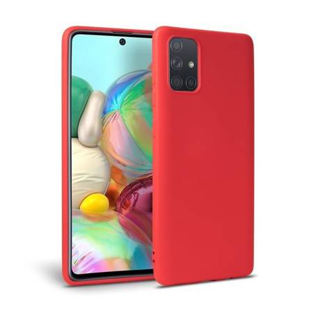 ETUI TECH-PROTECT ICON GALAXY A41 RED