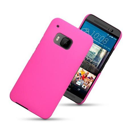 ETUI TERRAPIN DO HTC ONE M9 ŻELOWE - RÓŻOWE ŻELOWE