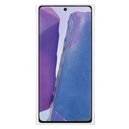 Etui Do Samsung Note 20, Biały, Protective Cover