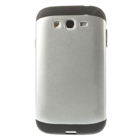 Etui HYBRID case do Samsung Galaxy J1 białe