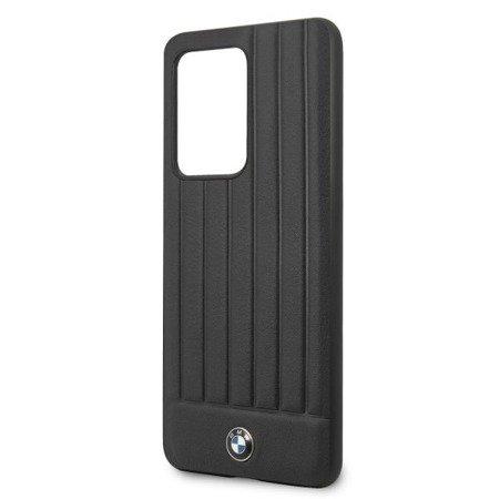 Etui Hardcase BMW Do Samsung S20 Ultra, Czarny