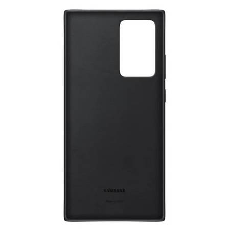 Etui Leather Cover Do Galaxy Note 20 Ultra Black