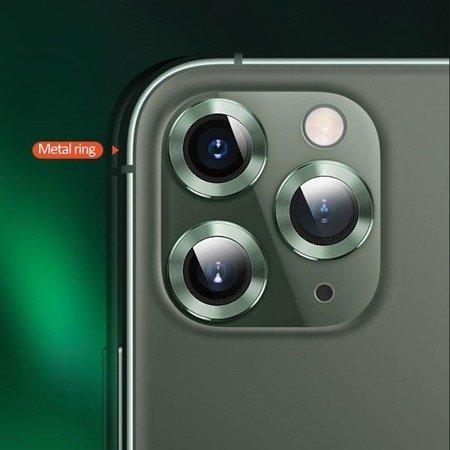 Etui Na Obiekty Usams Metal Do Iphone 11, Zielony