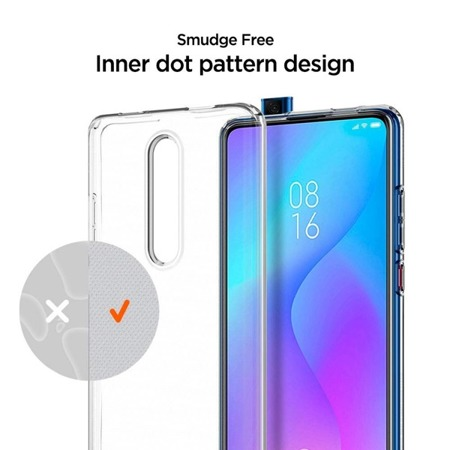 Etui SPIGEN LIQUID CRYSTAL CLEAR do XIAOMI MI 9T / Mi 9T Pro