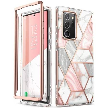 Etui SUPCASE COSMO GALAXY NOTE 20 ULTRA MARBLE