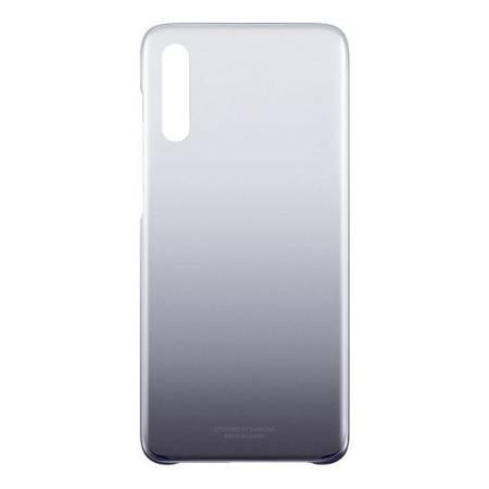 Etui Samsung EF-AA705CB A70 Gradiation Cover czarny/black