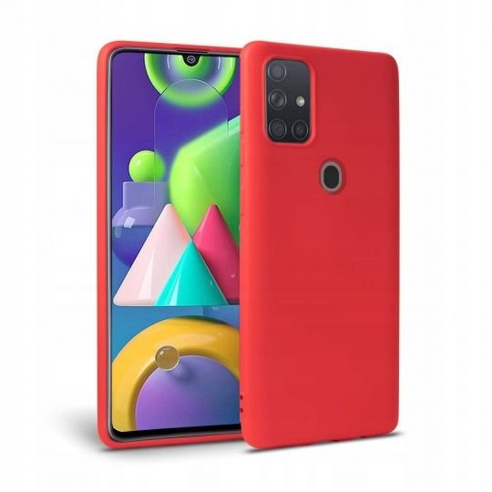 Etui TECH-PROTECT ICON GALAXY M31 RED