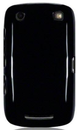 Etui Terrapin do Blackberry 9380 Curve żelowe -czarny