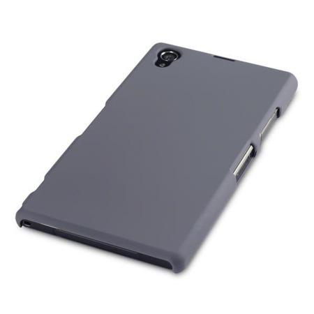 Etui Terrapin do Sony Xperia Z1 hybrydowe - szare