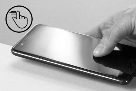Folia ochronna 3MK ARC 3D High-Grip do Nokia Lumia 735 - 1 sztuka na przód i 1 na tył