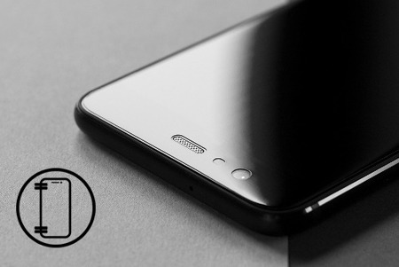 Folia ochronna 3MK CURVED ARC do LG K10 2017