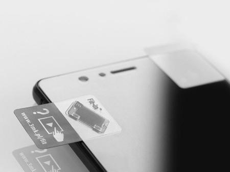 Folia ochronna 3MK SHIELD 3H do Huawei Mate 8 - 2 sztuki na przód