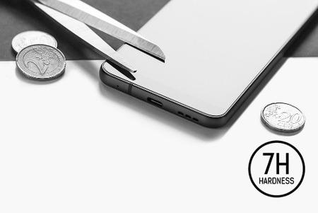Hybrydowe szkło 3MK Flexible Glass 3D Matte-Coat do Apple iPhone 5  - 1 szt. na przód i 1 szt. matowa na tył