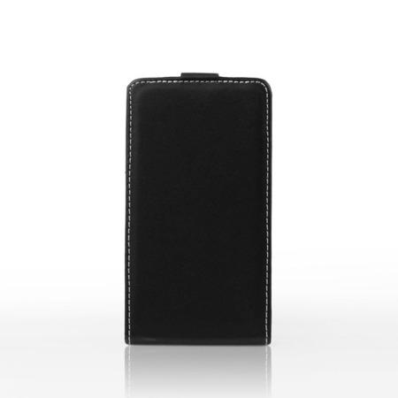 Kabura Slim Flexi Fresh Pionowa - HTC A9s czarny