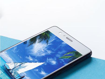 Lustrzana folia ochronna 3MK Shine do Samsung Galaxy S2 - 1 sztuka