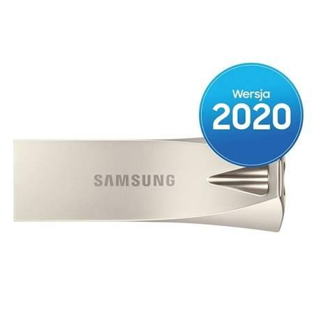 Pendrive Samsung 128GB USB 3.1 champaign silver