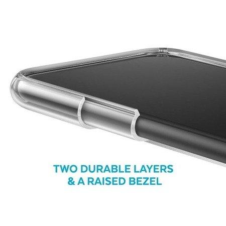 SPECK PRESIDIO PERFECT-CLEAR + OMBRE - ETUI IPHONE 11 PRO Z POWŁOKĄ MICROBAN (CLEAR/ATMOSPHERE FADE)